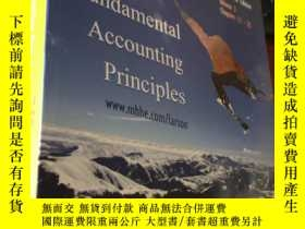 二手書博民逛書店Fundamental罕見Accounting Principles (Volume 2) Seventeenth
