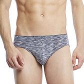 2(X)IST Sliq Micro 超低腰三角褲(藍麻灰)