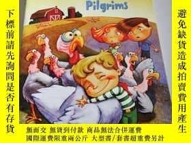 二手書博民逛書店peanut罕見butter pilgrims(英文)Y2128