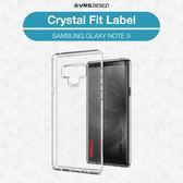 VRS 三星 Galaxy Note 9 Crystal Fit Label 防撞 保護殼 手機殼 韓國 軍規 Note9