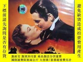 二手書博民逛書店亂世佳人罕見Gone with the Wind(電影光碟)Y2