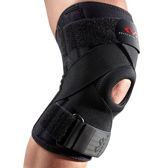 麥大衛-(425)膝關節韌帶用護膝-L/個【美十樂藥妝保健】