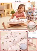 100%純棉可水洗兒童枕特惠款~粉粉熊~買一送一可任選
