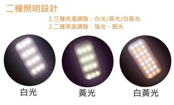 【kolin歌林】LED照明彎管夾燈 KTL-SH1000LD