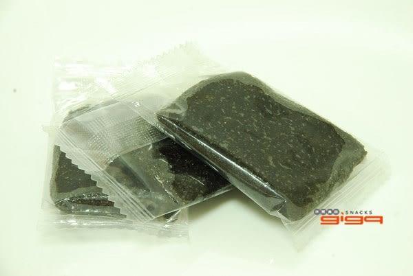 【吉嘉食品】黑芝麻軟糖/黑芝麻糕 600公克 [#600]{4715243810045}