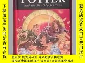 二手書博民逛書店原版罕見Harry Potter and the Deathly