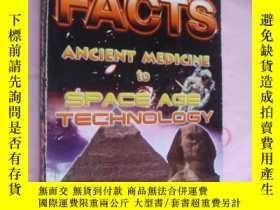 二手書博民逛書店Megnetic罕見Therapy facts:Ancient