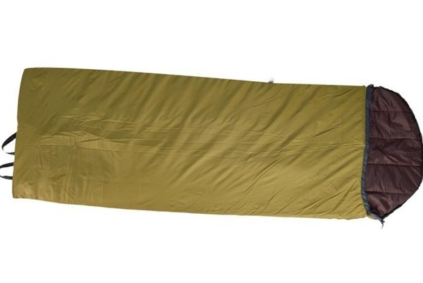 丹大戶外【Litume】意都美 C039 綠 化纖棉保暖睡袋/登山露營必備睡袋