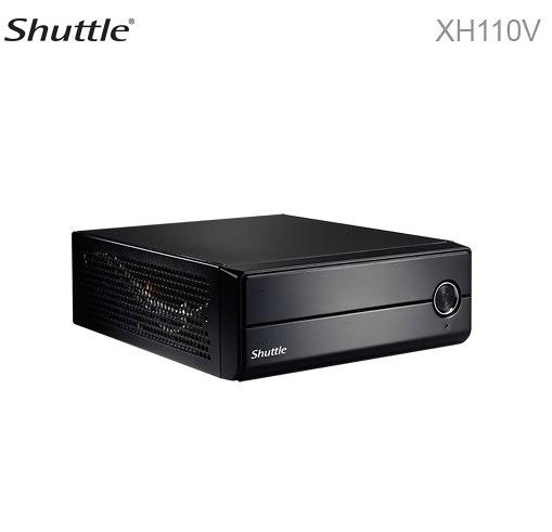 Shuttle 浩鑫 XPC XH110V 準系統 支援1151腳位CPU