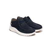 Waltz-男休閒鞋622185-07藍