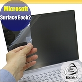 【Ezstick】Microsoft Surface Book 2 13吋 靜電式筆電LCD液晶螢幕貼 (鏡面)