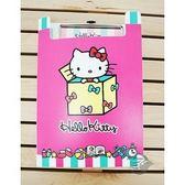 三麗鷗凱蒂貓 Hello Kitty PP板夾附信紙 (禮物)