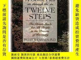 二手書博民逛書店A罕見Gentle Path Through The Twelve StepsY255562 Carnes,