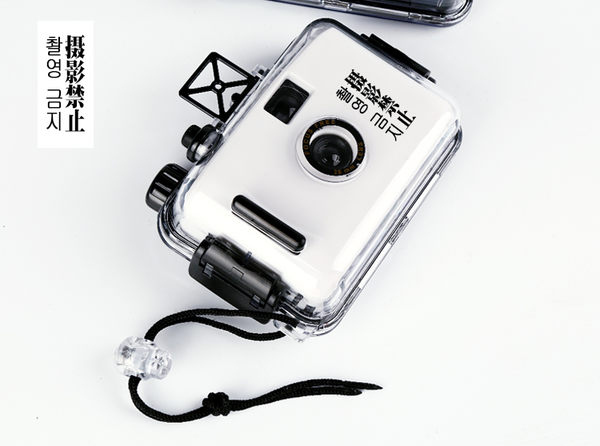 LOMO防水傳統135膠卷傻瓜相機ins復古迷你膠片潛水照相機入門攝影 完美情人精品館