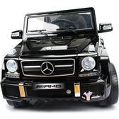 電動車 兒童電動車四輪奔馳越野童車可坐人雙驅動寶寶玩具電瓶汽車帶遙控T 3色