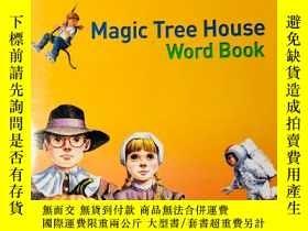 二手書博民逛書店Magic罕見Tree House: Word BookY274