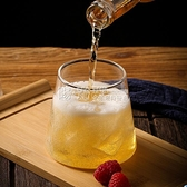 酒杯 日式富士山玻璃杯威士忌杯啤酒杯水晶果汁杯子家用ins風網紅北歐 NMS陽光好物