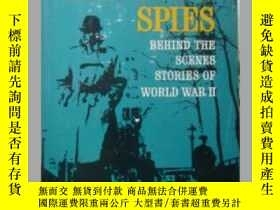 二手書博民逛書店secrets罕見a spies(behind the scen