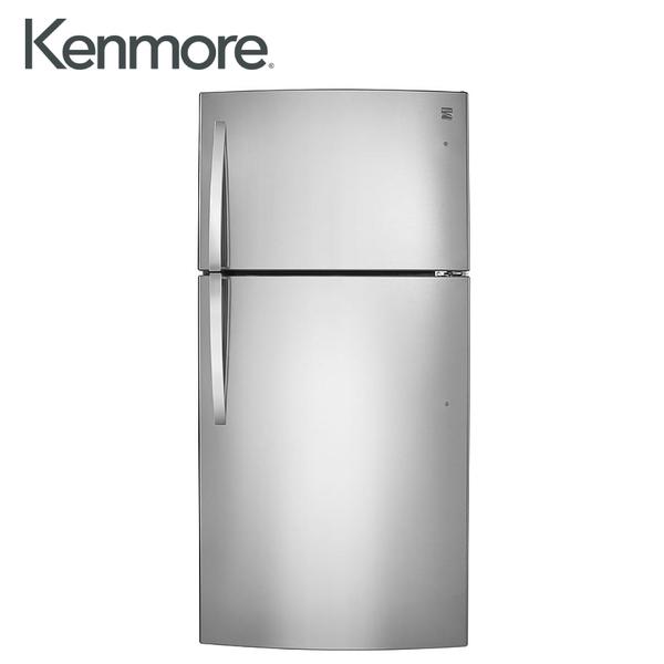 [Kenmore 楷模]707公升 上下門冰箱-不鏽鋼 68033