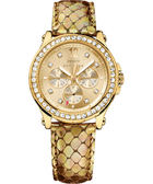 Juicy Couture 珍愛奢華晶鑽日曆腕錶-金 J1901062