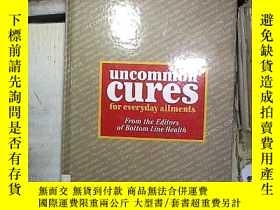 二手書博民逛書店UNCOMMON罕見CURES FOR EVERYDAY AIL