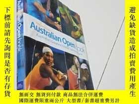 二手書博民逛書店AUSTRALIAN罕見OPEN 2010年澳大利亞網球公開賽Y354 如圖 如圖 出版2010