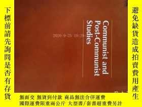 二手書博民逛書店Communist罕見and Post-Communist Studies (Magazine) 03 2017