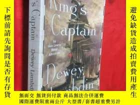 二手書博民逛書店King s罕見Captain: An Alan Lewrie