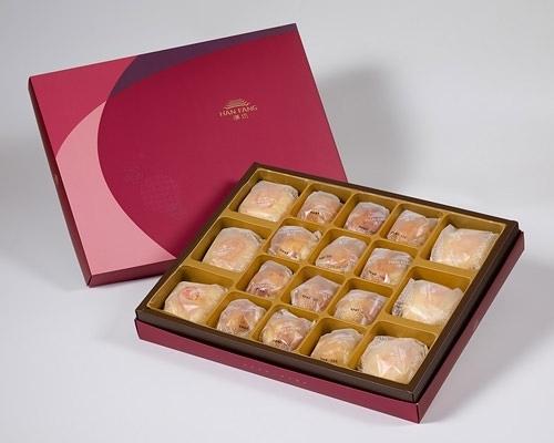 金饌 綜合18入禮盒(綠豆椪*3+純綠豆椪*3+蛋黃酥*12)