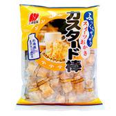 (有效期限至2018.12.31)【三幸】北海道卡士達一口米果/包(100g)