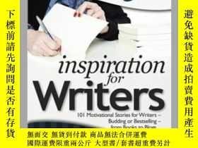 二手書博民逛書店Chicken罕見Soup for the Soul: Inspiration for WritersY410