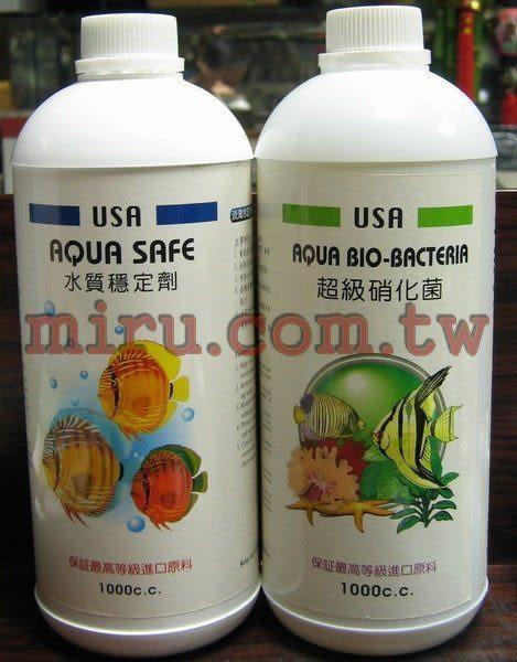 【西高地水族坊】Mr.Aqua代理 美國USA-超級硝化菌(300ml)