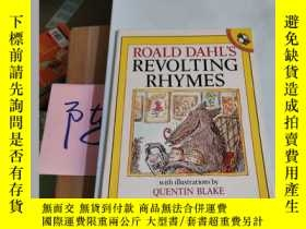 二手書博民逛書店ROALD罕見DAHL S REVOLTING RHYMES[英文繪本]Y246305 見圖 見圖 ISBN: