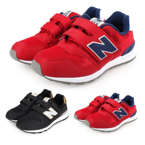 NEW BALANCE 女兒童復古慢跑鞋(免運 路跑 童鞋 NB N字鞋≡體院≡