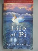 【書寶二手書T2/原文小說_LIK】Life of Pi