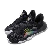 adidas 籃球鞋 D.O.N. Issue 1 J 蜘蛛人 黑 白 彩色 女鞋 大童鞋 運動鞋 【ACS】 EG6566