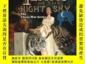 二手書博民逛書店Tears罕見Of The Night Sky (dragonlance Chaos Wars, Vol. 2)奇
