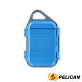 美國 PELICAN 派力肯 塘鵝 G10 防水 微型 小型 氣密箱 藍色 / 露營 戶外運動 單車 適用