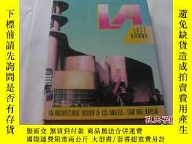 二手書博民逛書店L.A.罕見Lost And Found: An Archite
