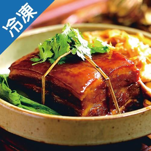【1月22日起陸續出貨】台畜東坡肉1.2Kg+-5%/盒(年菜)【愛買冷凍】