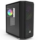MONTECH AIR X 強化玻璃側板 ATX 電腦機殼 黑色