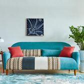 小戶型北歐家具組合現代簡約單人雙人三人座經濟型客廳布藝沙發床 igo「潔思米」