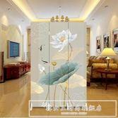 中式屏風隔斷時尚現代客廳移動簡約折疊臥室家用玄關折屏小戶型CY『韓女王』