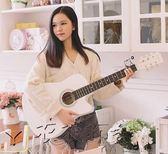 38寸民謠木吉他初學者