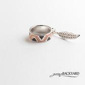 yunique Backyard  波西米亞寬版戒指
