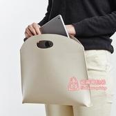 公事包 新款女包手提包時尚簡約手拿包OL氣質通勤包文件包女式公文包 8色