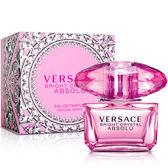 【即期品】Versace 凡賽斯 絕對‧香戀水晶女性淡香精(50ml)★ZZshopping購物網★