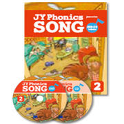 【麥克書店】JY PHONICS SONG #2/ BK+DVD+CD