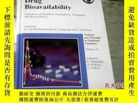 二手書博民逛書店Drug罕見Bioavailability `Y27345 Dr