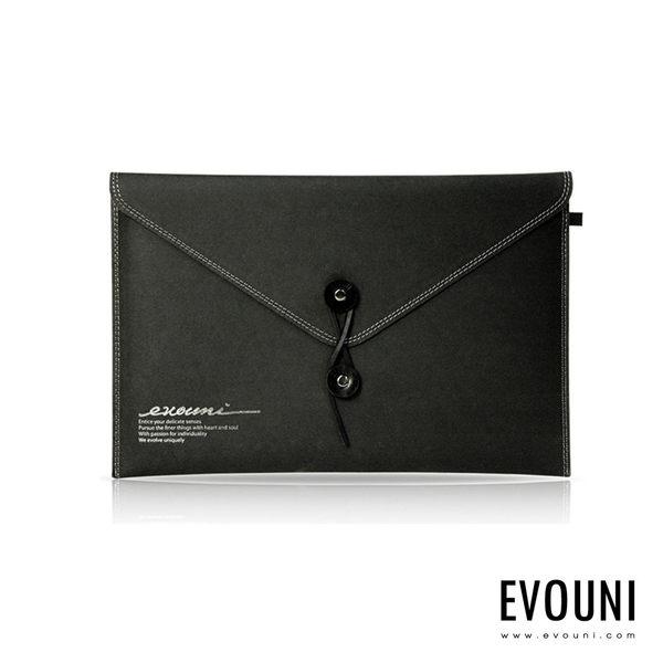 EVOUNI 纖_信封式護套Pro Retina 15吋-黑色